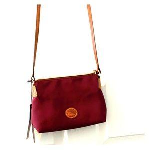 Dooney & Bourke Bags - NWT Dooney & Bourke crossbody pouchette